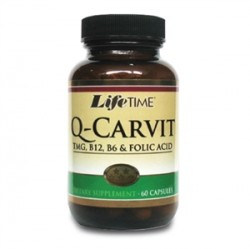 LifeTime - Lifetime Q-Carvit 60 Kapsül