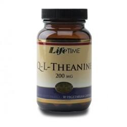 LifeTime - Lifetime Q-L-Theanine 200 mg 30 Kapsül
