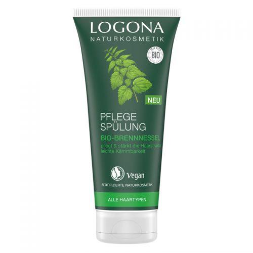 Logona - Logona Organik Isırgan Özlü Saç Bakım Kremi 200 ml