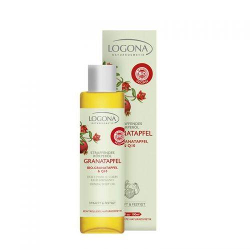 Logona - Logona Organik Sıkılaştırıcı Vücut Bakım Yağı 100 ml