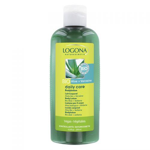 Logona - Logona Organik ve Mine Çiçeği Özlü Vücut Losyonu 200 ml