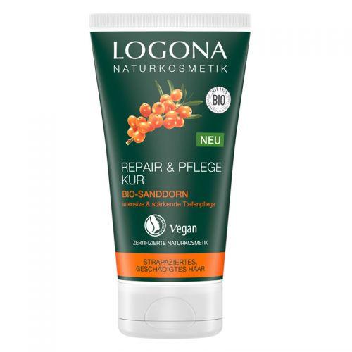 Logona - Logona Yabani İğde Özlü Saç Maskesi 150 ml