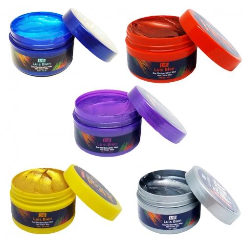 Luis Bien - Luis Bien Saç Şekillendirici ve Renklendirici Wax 100gr