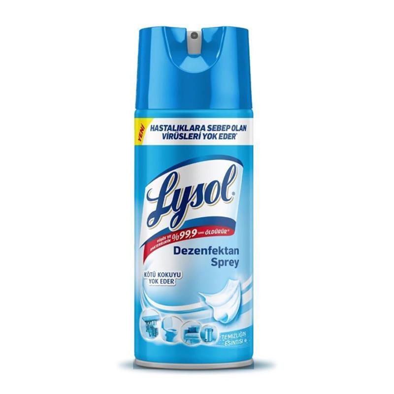 Lysol - Lysol Dezenfektan Sprey 400 ml