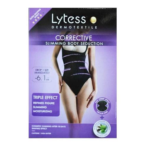Lytess - Lytess Corrective Slimming Body Seduction - İnceltici ve Sıkılaştırıcı Korse Ten Rengi XXL Nude