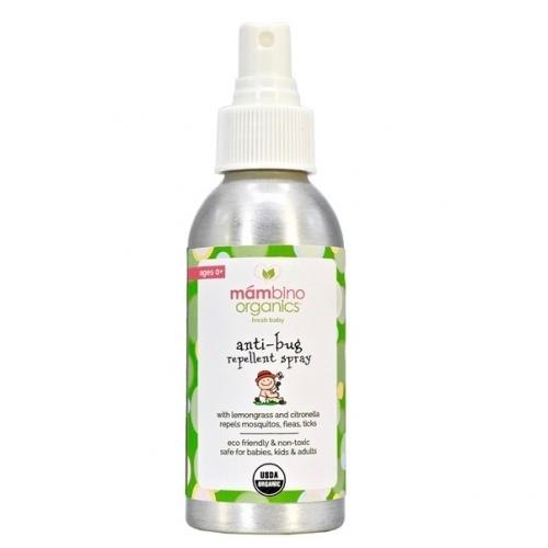 Mambino - Mambino Bug Out Natural Repellent Sprey 120ml