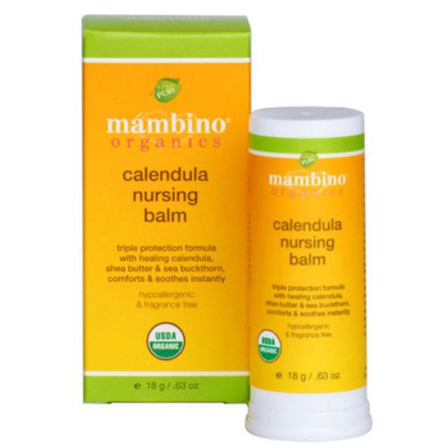 Mambino - Mambino Calendula Nursing Balm 18gr