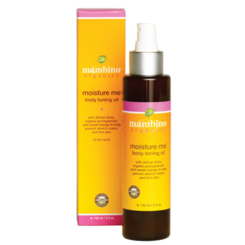 Mambino - Mambino Moisture Me Body Toning Oil 120ml