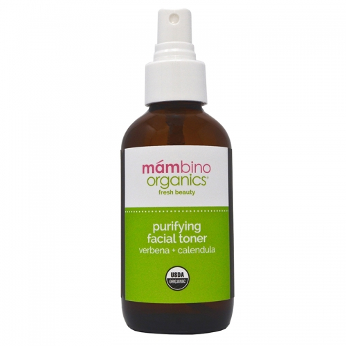 Mambino - Mambino Organic Lemon Verbena Neem Balancing Face Tonic 120ml