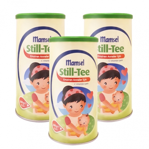 Mamsel - Mamsel Still-Tee Anneler İçin Çay 3 x 200gr