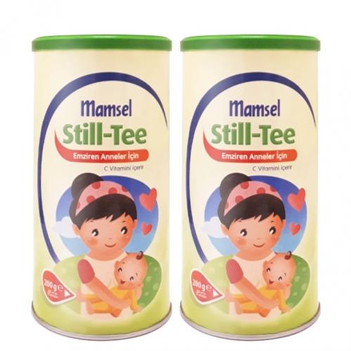 Mamsel - Mamsel Still-Tee Anneler İçin Çay 2 x 200gr