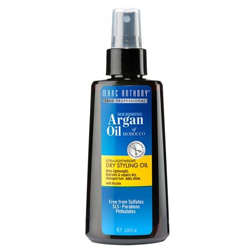 Marc Anthony - Marc Anthony Nourishing Argan Oil Dry Styling Oil 120gr