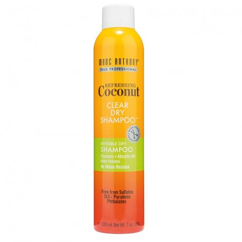 Marc Anthony - Marc Anthony Refreshing Coconut Clear Dry Shampoo 330ml