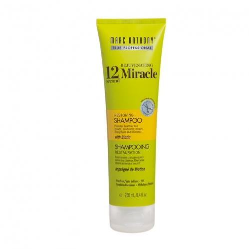 Marc Anthony - Marc Anthony Rejuvenating 12 Second Miracle Restoring Shampoo 250ml