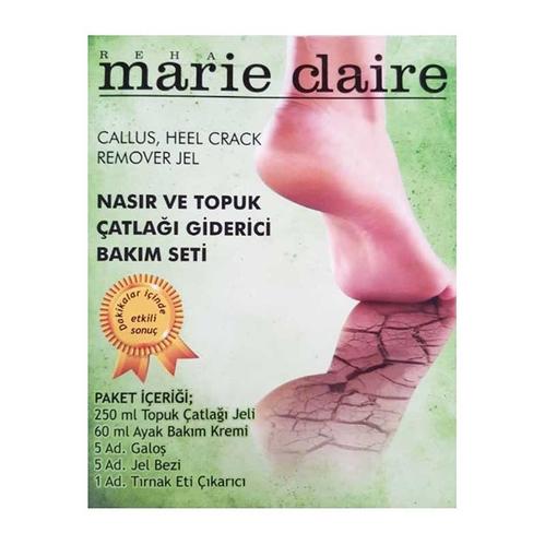 Marie Claire - Marie Claire Callus Set 250 ml