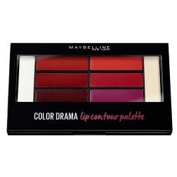 Maybelline - Maybelline Color Drama Lip Contour Palette 4g