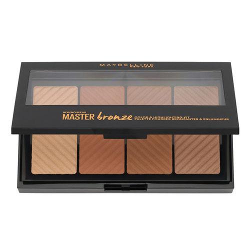 Maybelline - Maybelline Master Bronze Palette