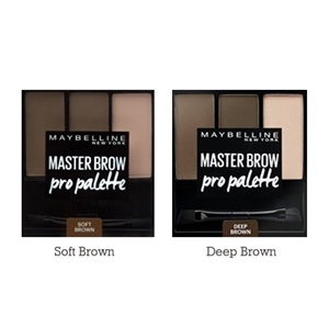 Maybelline - Maybelline Master Brow Pro Palette