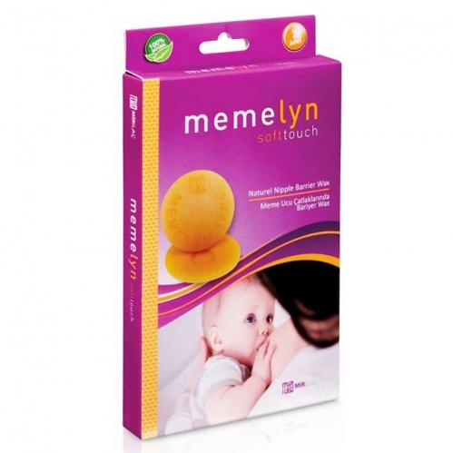 Mir İlaç - Memelyn Softtouch Meme Ucu Çatlaklarında Bariyer Wax 8 g