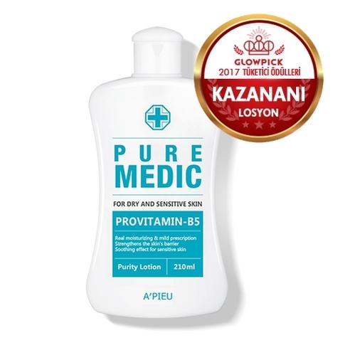 Missha - Missha A'PIEU Puremedic Purity Lotion 210 ml