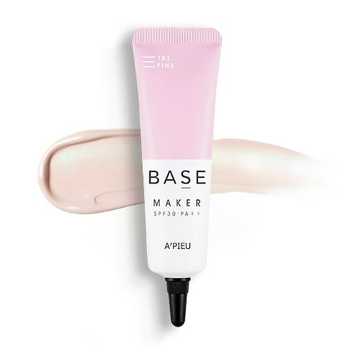 Missha - Missha A'PIEU Base Maker Pink SPF30 PA++ 20 g