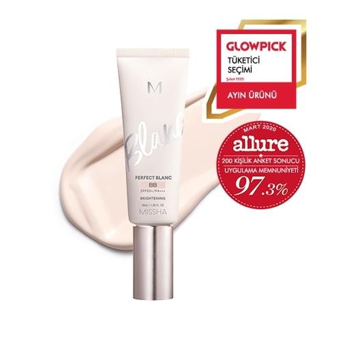 Missha - Missha M Perfect Blanc BB Spf 50 Cream (Rosy No19) 40 ml