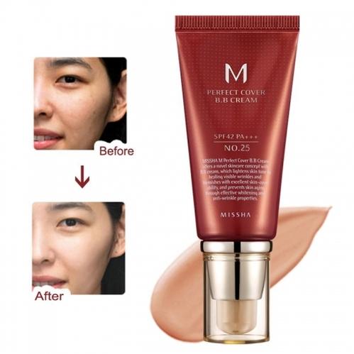 Missha - Missha M Perfect Cover BB Cream No 25 50 ml