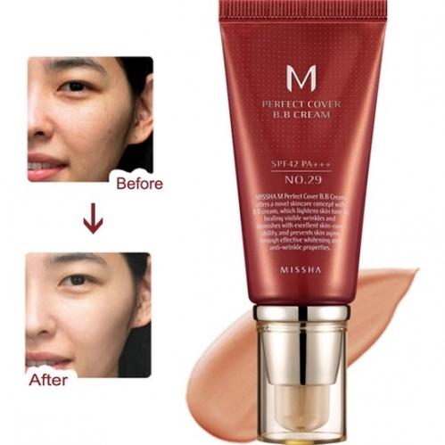 Missha - Missha M Perfect Cover BB Cream No 29 50 ml
