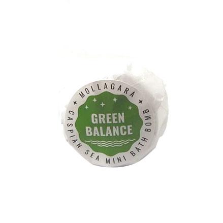 Mollagara - Mollagara Hazar Denizi El Yapımı Banyo Bombaları 1 Adet - Green Balance