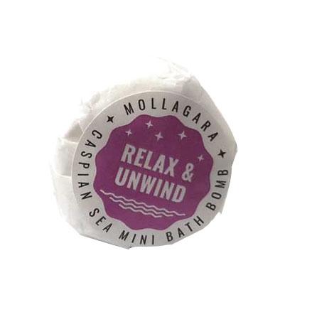 Mollagara - Mollagara Hazar Denizi El Yapımı Banyo Bombaları 1 Adet - Relax and Unwind