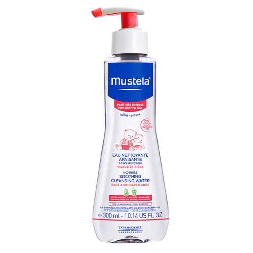 Mustela - Mustela Soothing Cleansing Water 300ml