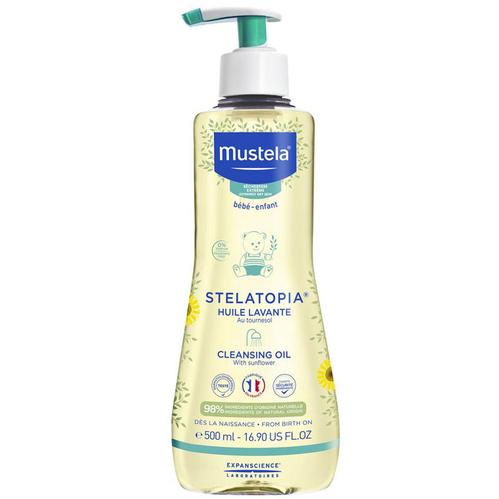 Mustela - Mustela Stelatopia Temizleme Yağı 500 ml