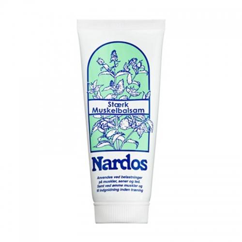 Nardos - Nardos Staerk Muskelbalsam 100 ml