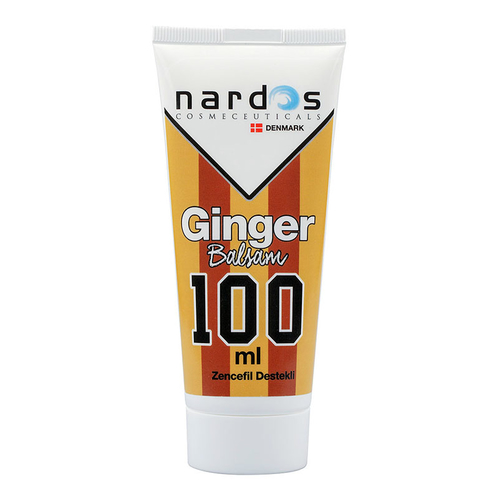 Nardos - Nardos Zencefil Destekli Ginger Balsam 100 ml