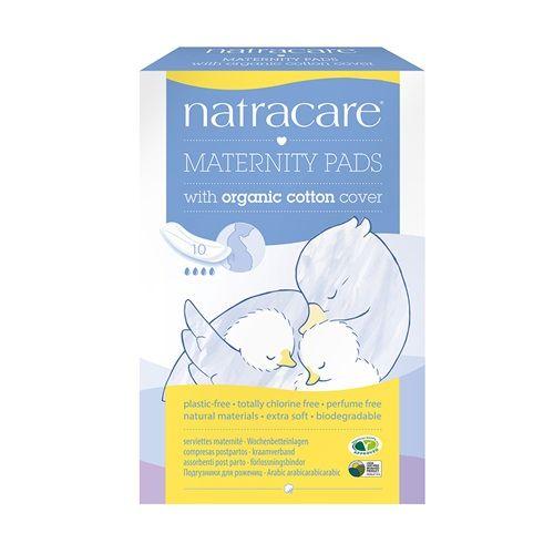 Natracare - Natracare Maternity Pads - Doğum Sonrası Ped 10 Adet