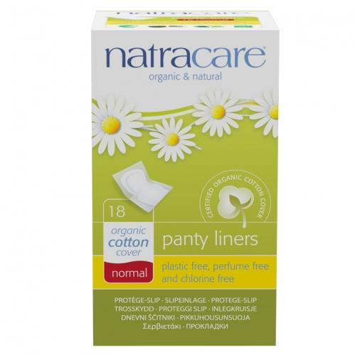 Natracare - Natracare Organic Cotton Cover Normal - 18Adet