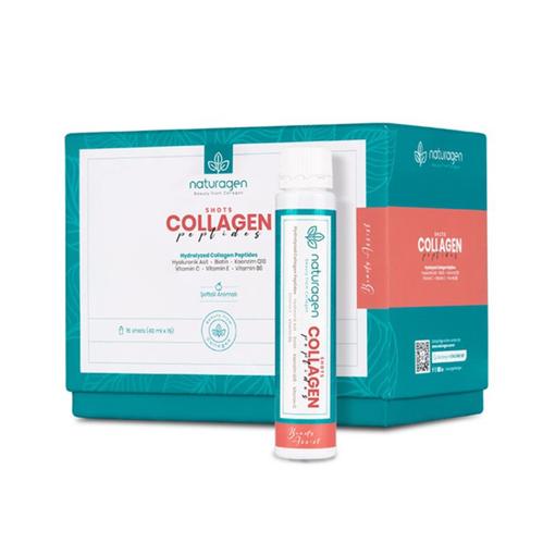 Naturagen - Naturagen Beauty Assist Collagen Peptides 15 x 40 ml Shot
