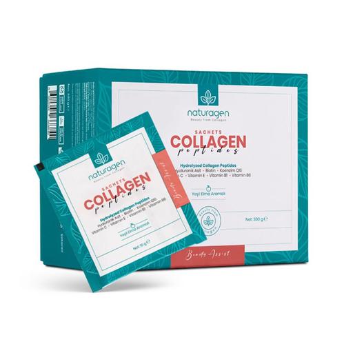 Naturagen - Naturagen Beauty Assist Collagen Peptides 30 x 10 g