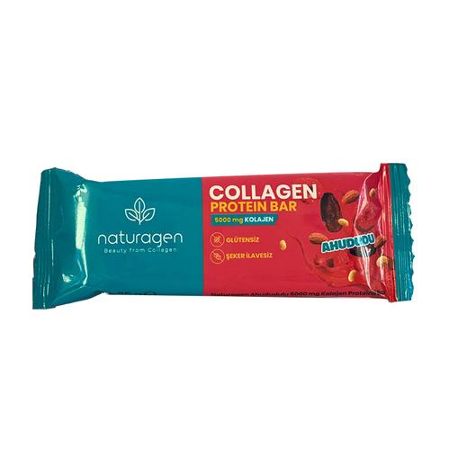 Naturagen - Naturagen Collagen Protein Barı Ahududu 35 g