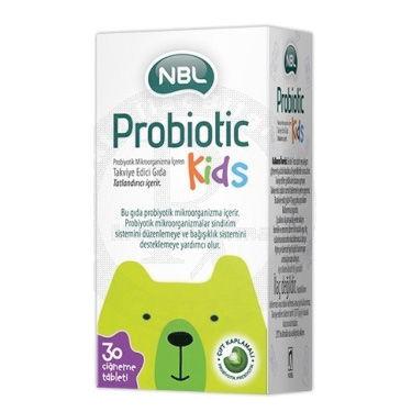 NBL - NBL Probiyotik Kids 30 Tablet