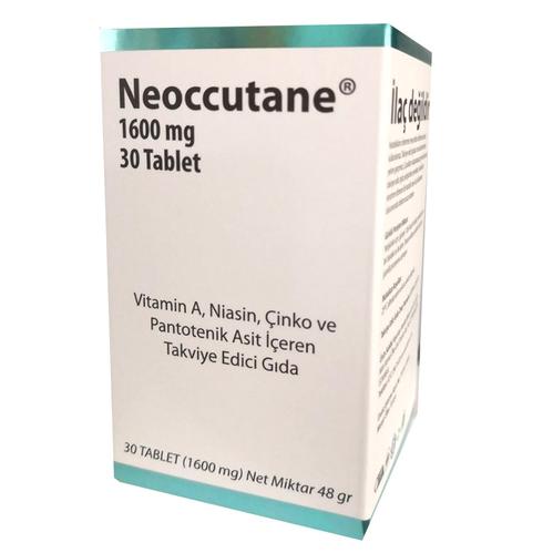 Hair 360 - Neoccuttane Takviye Edici Gıda 30 Tablet