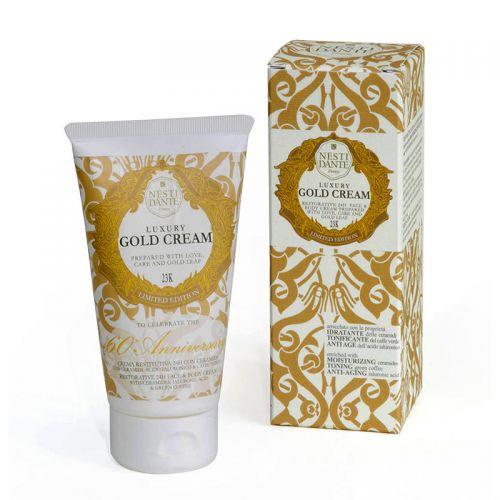 Nesti Dante - Nesti Dante Luxury Gold Cream Face & Body Cream 150ml