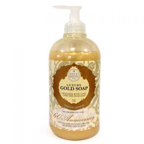 Nesti Dante - Nesti Dante Luxury Gold Soap 500ml