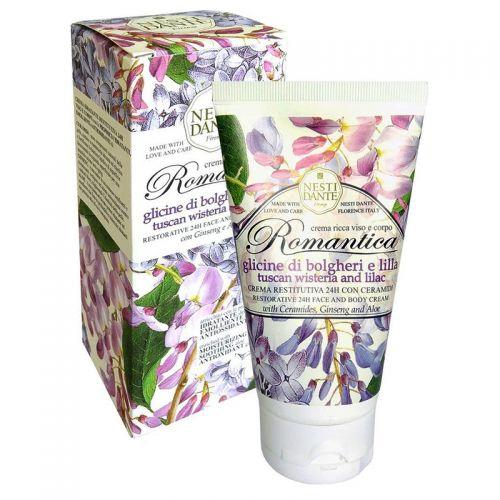 Nesti Dante - Nesti Dante Rom Tuscan Wisteria and Lilac Face and Body Cream 150ml