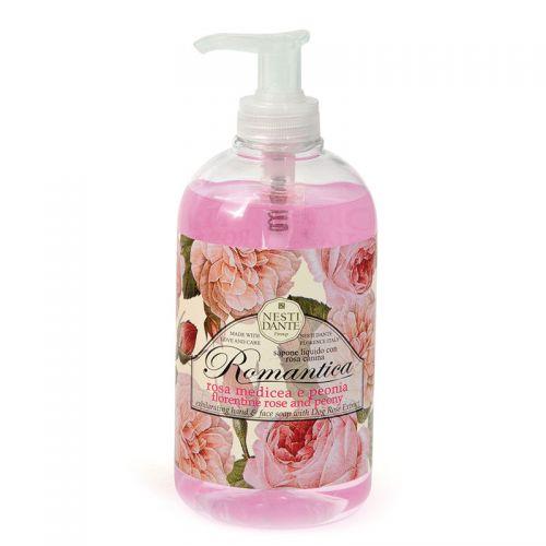 Nesti Dante - Nesti Dante Romantica Rose Canina Luquid Soap 500ml