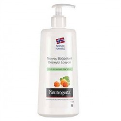 Neutrogena - Neutrogena Norveç Böğürtlenli Besleyici Losyon 400ml
