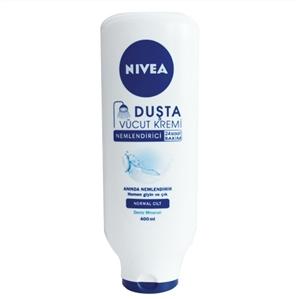 Nivea - Nivea Body Nem Duşta Vücut Kremi 400ml