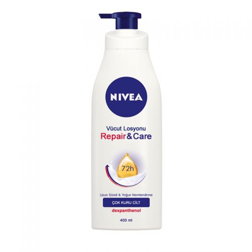 Nivea - Nivea Body Repair And Care Lotion Yoğun Bakım 400ml