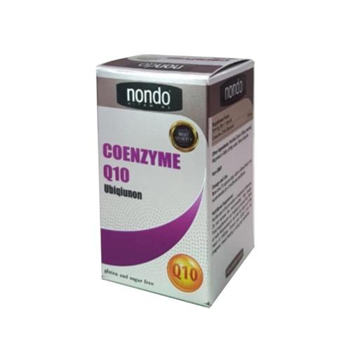 Nondo Vitamins - Nondo Vitamins Coenzyme Q10 30 Kapsül
