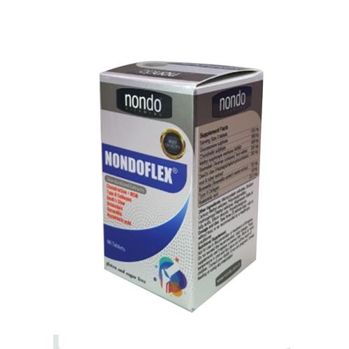 Nondo Vitamins - Nondo Vitamins Nondoflex 90 Tablet